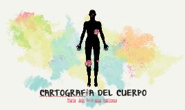 Cartografía del cuerpo
