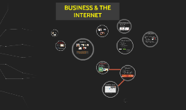 BUSINESS & THE INTERNET