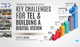 ColRic - Key Challenges for  TEL & Building a Digital Vision
