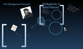 Pythagoras and His Contributions to Modern Society