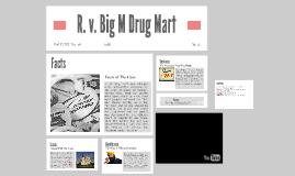 R. v. Big Drug Mart Ltd.,