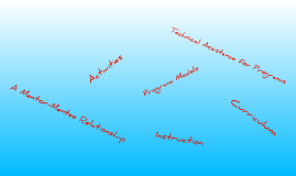 Copy of Program models