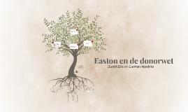 Easton en de donorwet