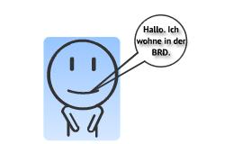 Copy of Das Leben in der BRD