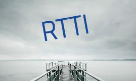 RTTI present klassenuur