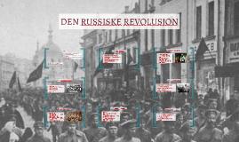 Copy of REVOLUSJON I RUSSLAND