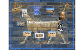 Mesopotamia Idol