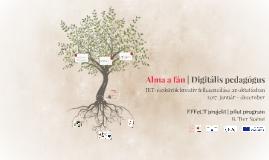 Alma a fán - Digitális pedagógus másolata