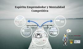 Espiritu Emprendedor
