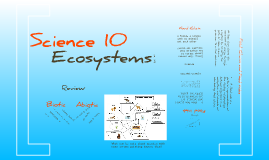 Ecosystems: Day 2
