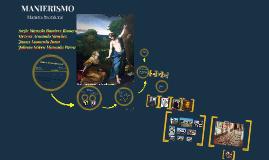 Copy of MANIERISMO
