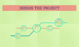 DESIGN THE PROJECT