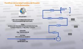 Copy of NORMAS TÉCNICAS DE PRESUPUESTO