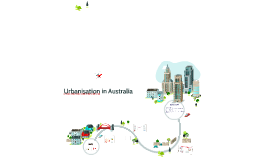 Urbanisation in Australia