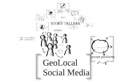 GeoLocal Social