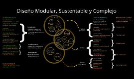Proceso de Diseño Complejo, Sustentable y Modular 150617 v-Red