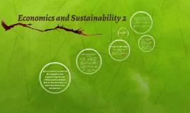 Economics and Sustainability 2