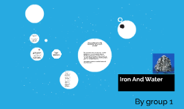 Group 1 Iron and Water