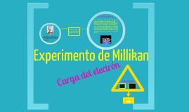 Copy of Experimento de Millikan