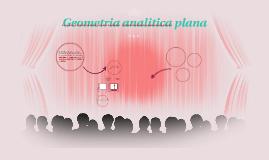 Copy of ¿Que es la geometria analitica(plana)?