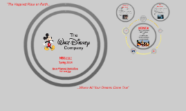 Disney Marketing project, Mariam&Ghada
