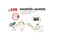 INDUCCION GENERAL FILTROS LYS