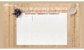 Lectura de Antibiograma de Enterobcterias