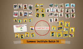 Summer Institute Batch 20