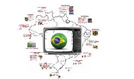 O conceito de hibridização cultural aplicado à mídia brasile