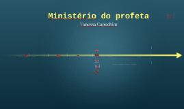 Ministério do profeta