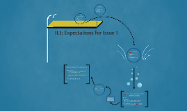 ILJ: Expectations for Issue 1