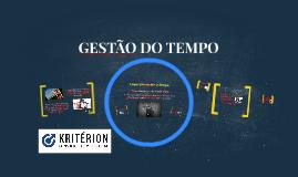 Copy of GESTÃO DO TEMPO