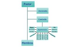 organograma igreja local