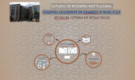 HOSPITAL OCCIDENTE DE KENNEDY III NIVEL E.S.E