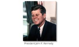 John F. Kennedy :P