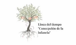 Concepción de la infancia