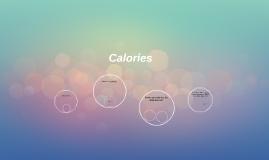 Copy of Calories