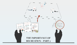 THE IMPORTANCE OF RECREATION - PART 2