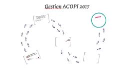 Gestion ACOPI 2017
