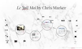 Le Joli Mai by Chris Marker