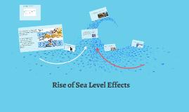 Sea Level Project