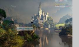 Fantasy Genre 3rd - 6th grade