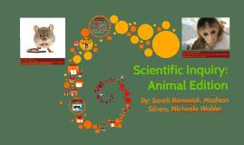 Scientific Inquiry: Animal Editi