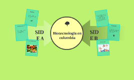 Biotecnologia en colombia