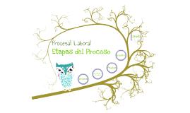 Procesal Laboral