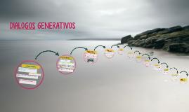 DIALOGOS GENERATIVOS