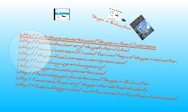 Skype in Education