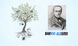 Barrio Alberdi