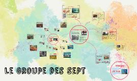 Copy of Le Groupe des Sept