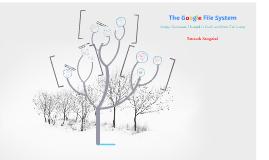 The Google File System - CS253